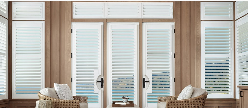 hunter douglas Palm Beach Shutters 4