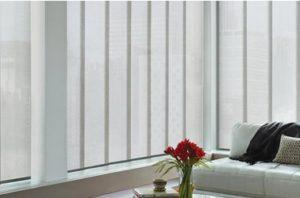 Skyline vertical panels