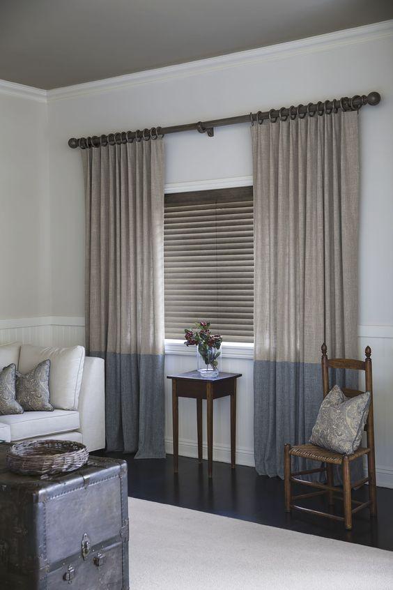 Latest blinds shutters window treatment trends 2018 for Window treatment trends