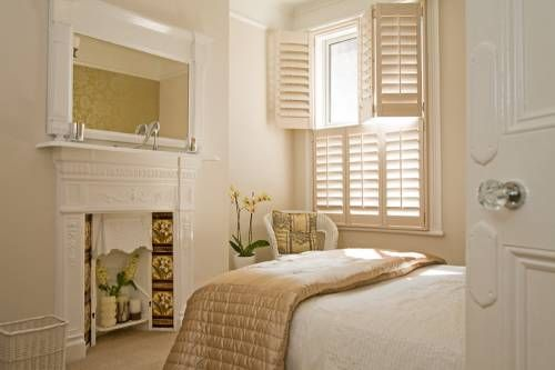 2 Tiered Shutters