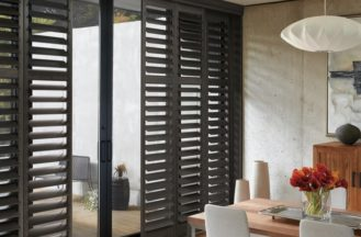 shutters for the dining room