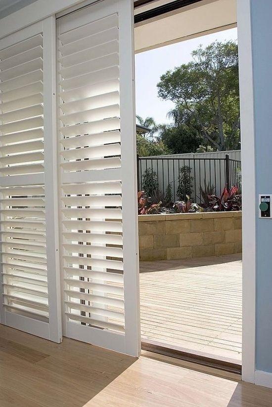 shutters for sliding patio doors