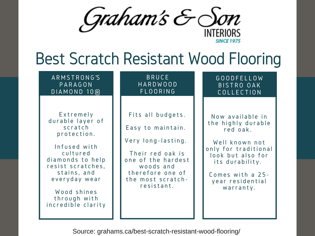 Discover The Best Scratch Resistant Wood Flooring