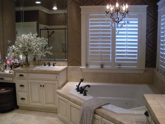 shutters for the bathroom