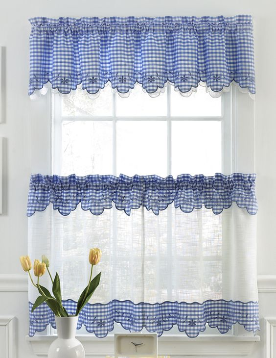 kitchen curtains for smaller kitchens