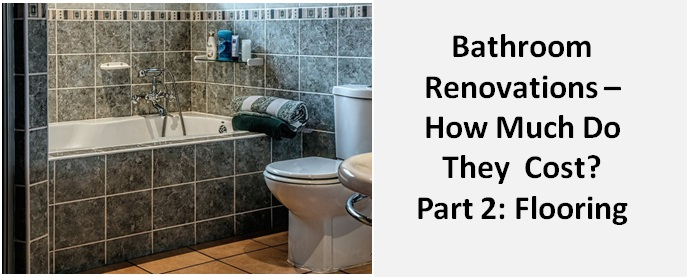 Bathroom Renovations How Much Do They Cost Flooring Grahams - How much would a bathroom renovation cost