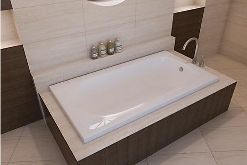 drop in tub