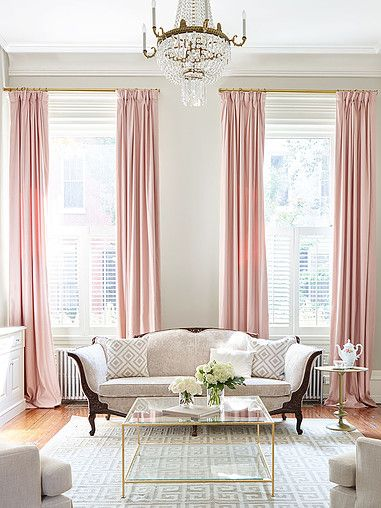 Curtain Trends For Summer 2018