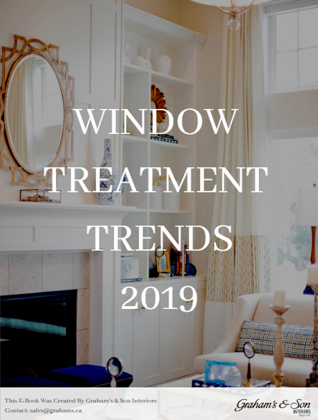 Top window treatment trends in 2019 free ebook - Latest window treatment trends ...
