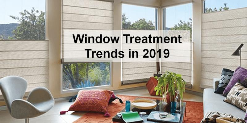 Top window treatment trends in 2019 free ebook - Most popular window treatments ...